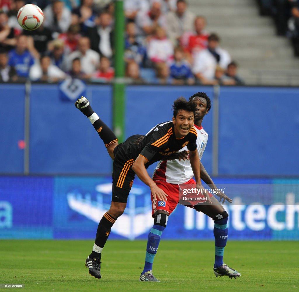 Hamburger SV v Chelsea - Pre-Season Friendly