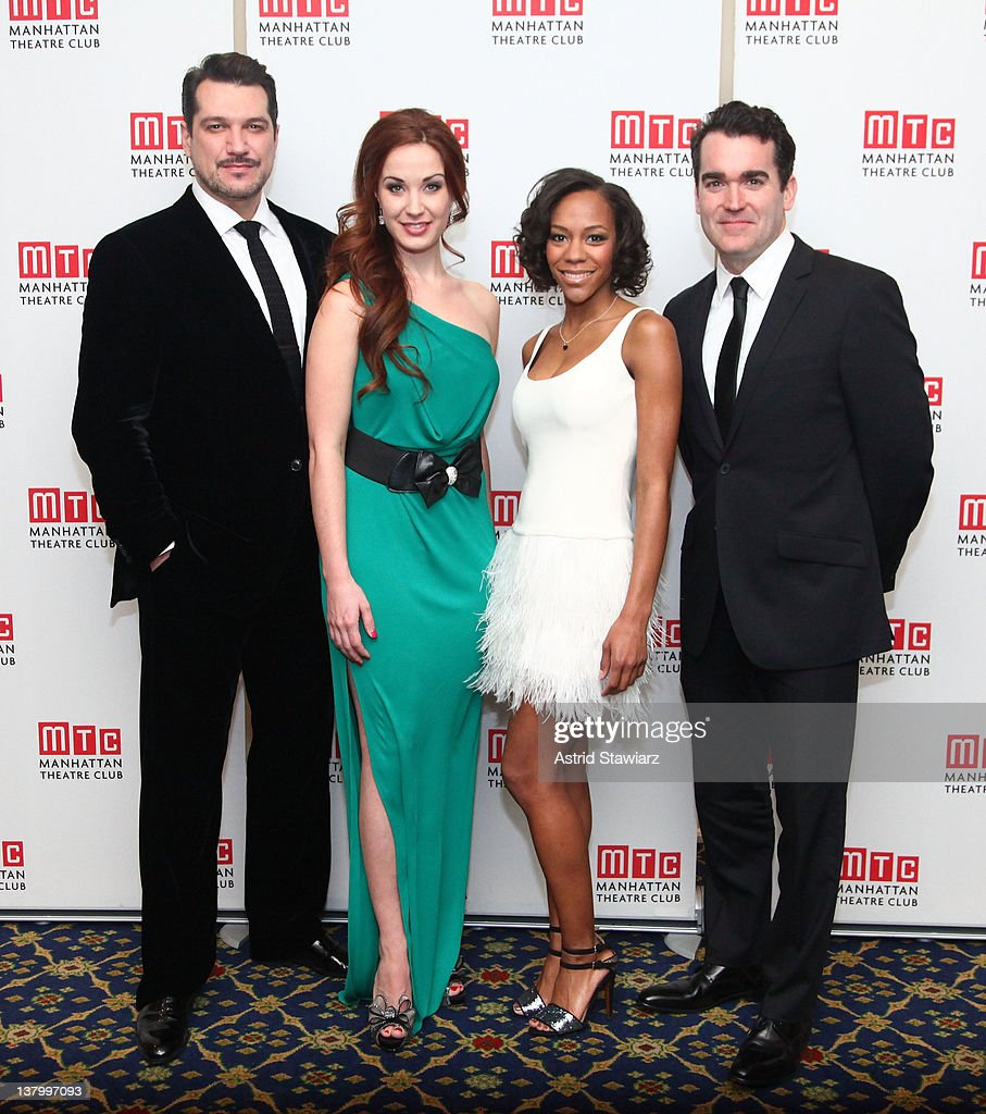 "2012 Manhattan Theatre Club's Winter Benefit ""An Intimate Night"""