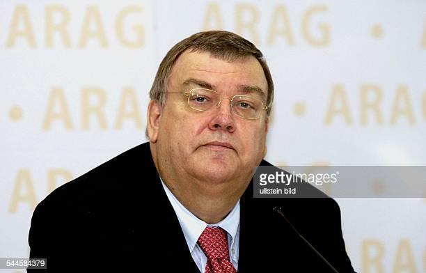 PaulOtto Fassbender Vorstandsvorsitzender der ARAG Allgemeine RechtsschutzVersicherungsAG