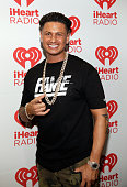 Pauly D attends the iHeartRadio Music Festival at the MGM Grand Garden Arena on September 21 2013 in Las Vegas Nevada