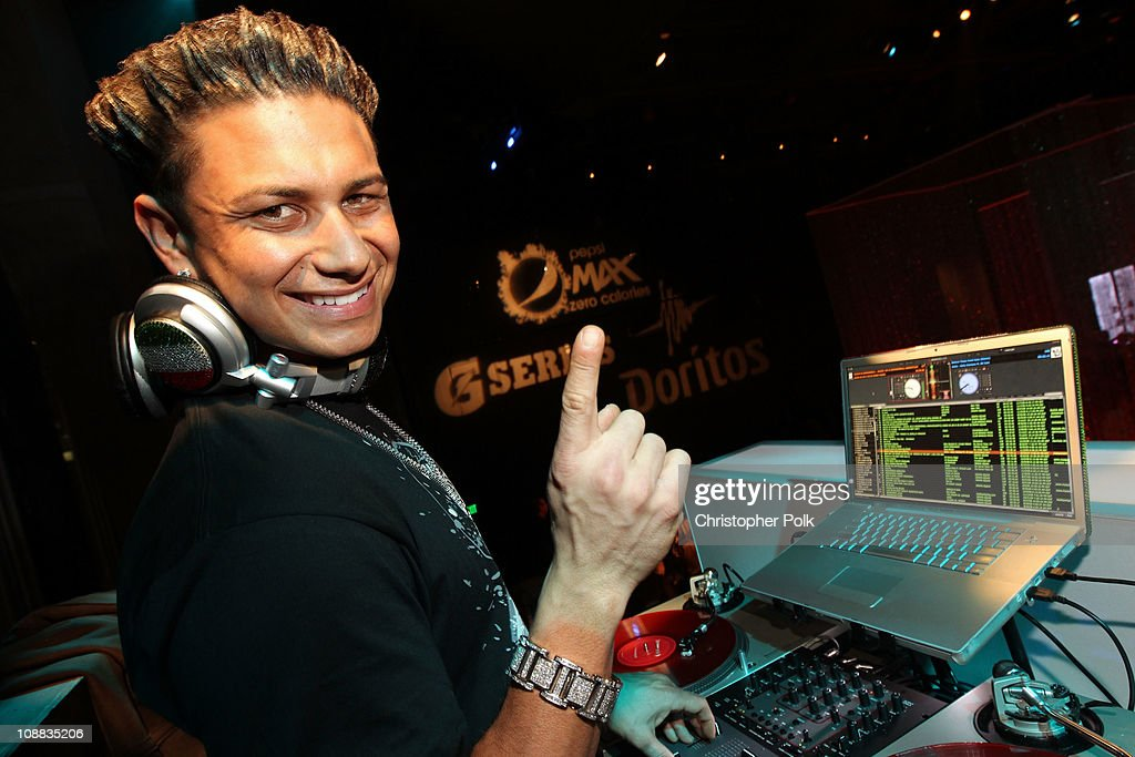 DJ Pauly D attends the PepsiCo Super Bowl Weekend Kickoff Party featuring Lenny Kravitz and DJ Pauly D at Wyly Theater on February 4, 2011 in Dallas, Texas.