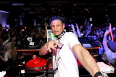 Pauly D hosts the Wintervention Party at the Hard Rock Hotel on February 20 2011 in San Diego California