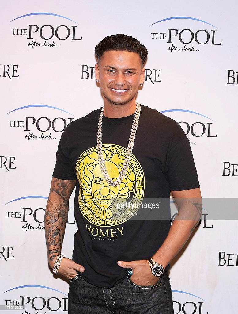 DJ Pauly D performs at The Pool After Dark at Harrah's Resort on Saturday June 22, 2013 in Atlantic City, New Jersey.