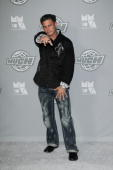 Pauly D poses in the press room at the 21st Annual MuchMusic Video Awards at the MuchMusic HQ on June 20 2010 in Toronto Canada