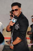 Pauly Del Vecchio arrives at the 2010 MTV Movie Awards held at the Gibson Amphitheatre at Universal Studios on June 6 2010 in Universal City...