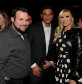 Pauly DelVecchio attend Maxim's April cover party at Planet Hollywood Resort and Casino on March 10 2010 in Las Vegas Nevada