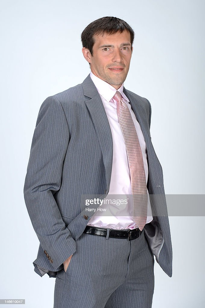 Pavel Datsyuk of the Detroit Red Wings poses for a portrait during the 2012 NHL Awards at the Encore Theater at the Wynn Las Vegas on June 20, 2012 in Las Vegas, Nevada.
