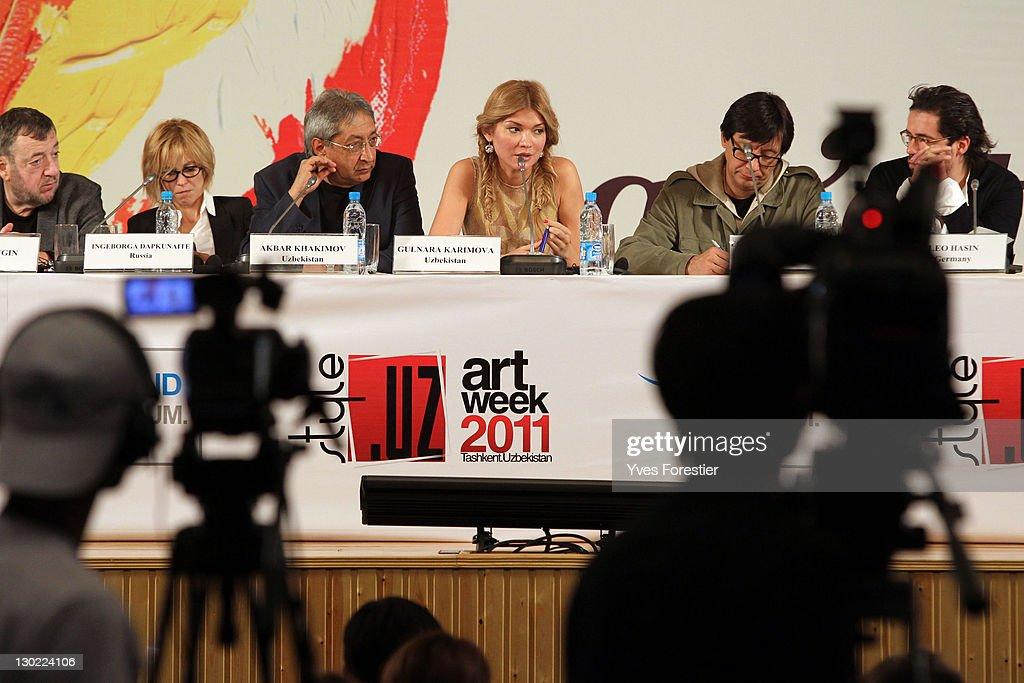 Blietz Briefing With Film Industry Professionals - Style.Uz Art Week 2011