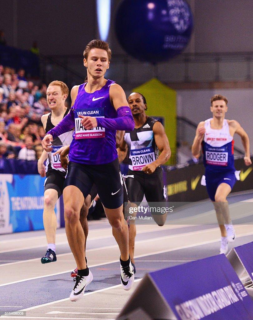 Glasgow Indoor Grand Prix