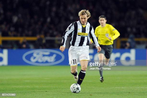 Pavel NEDVED Juventus / Chelsea Champions League