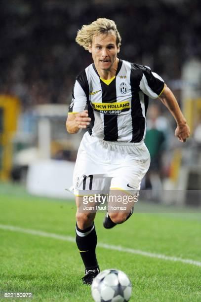 Pavel NEDVED Juventus / Zenith Saint Petersbourg Champions League 2008/2009