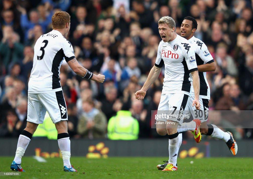 Fulham v Wigan Athletic - Premier League