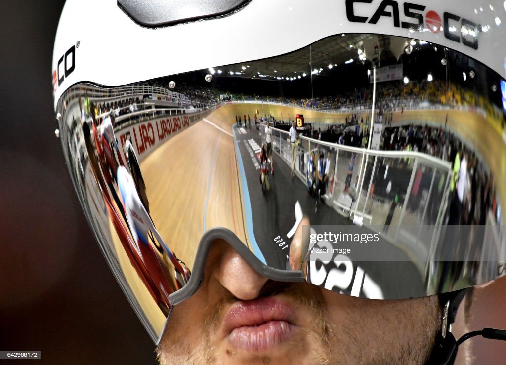 UCI Track Cycling World Cup Cali