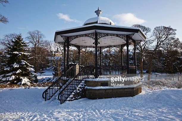 Pavilion Gardens Buxton Derbyshire England