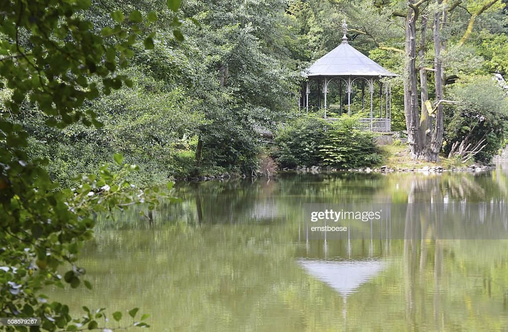 pavilion : Stock Photo