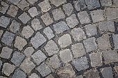 Paving stone background texture