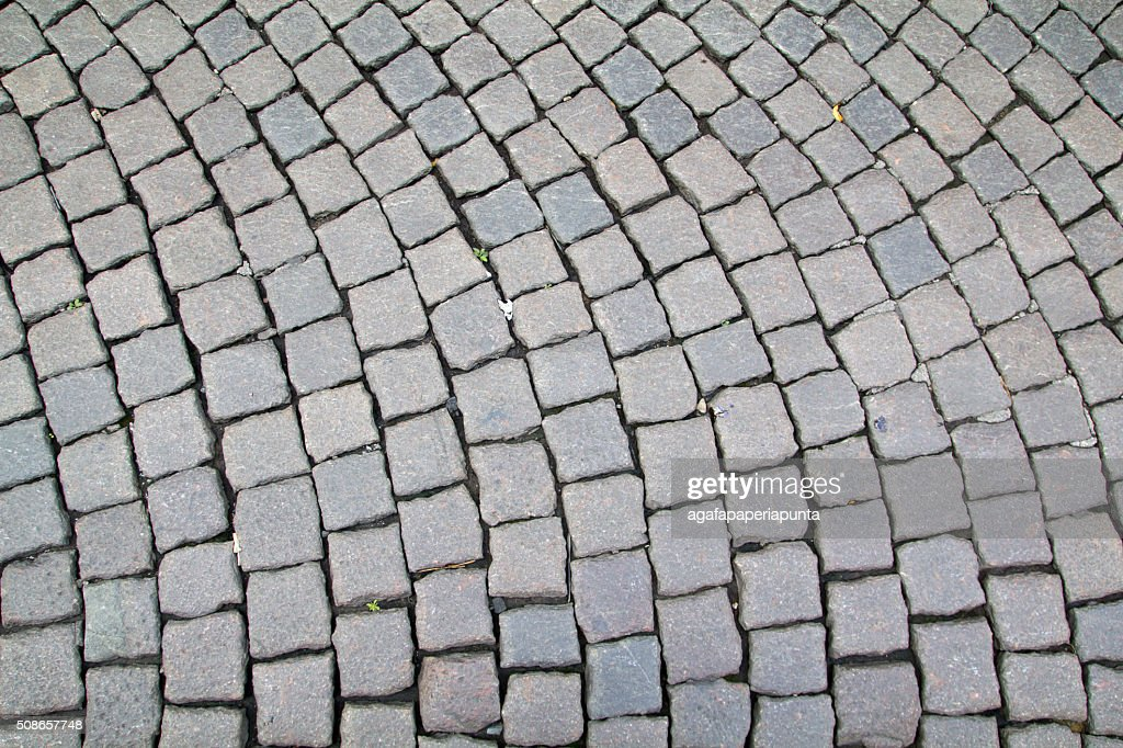Paving stones : Stock Photo