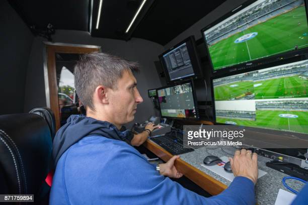 Pawel Gil during Polish Lotto Ekstraklasa game between Korona Kielce and Zaglebie Lubin on July 17 2017 in Kielce Poland 'nGil will be video...