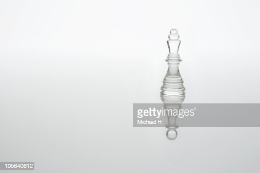 A pawn with the shade of King