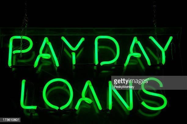 Prestiti Payday Neon Sign