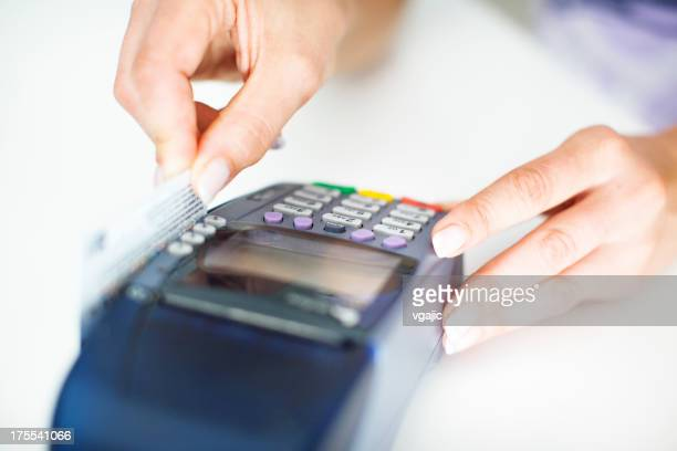 Paying by Credit Card.