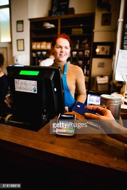 Pagar com cartão de crédito