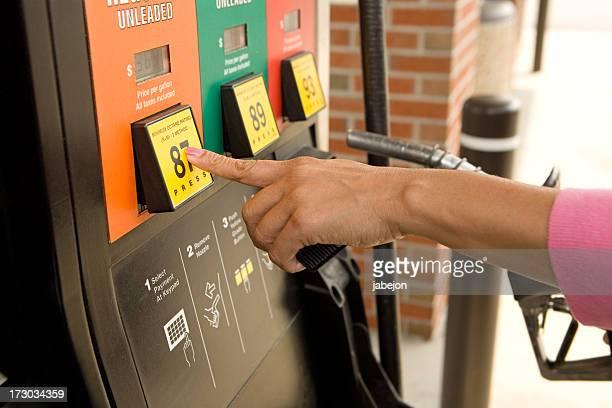 Payer pour le carburant