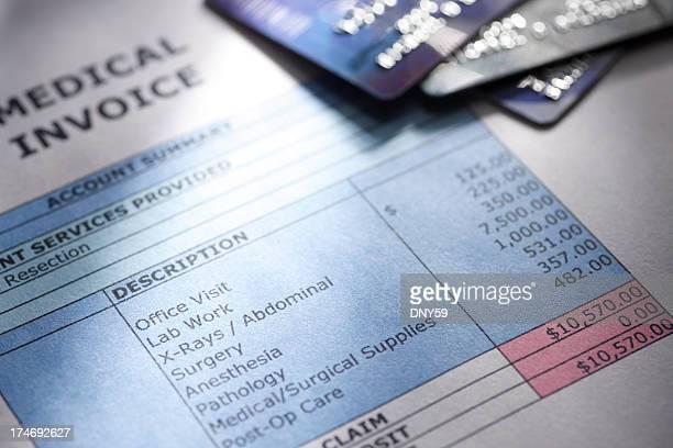 Medizinische Rechnungen bezahlen