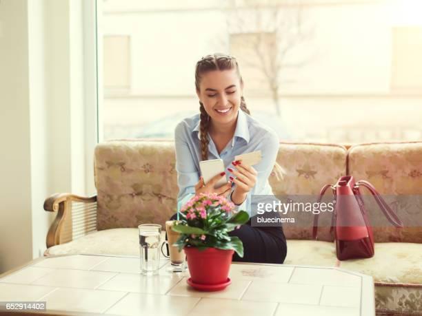 Paying via mobile phone