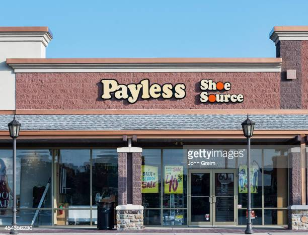 Payless Shoe Source store