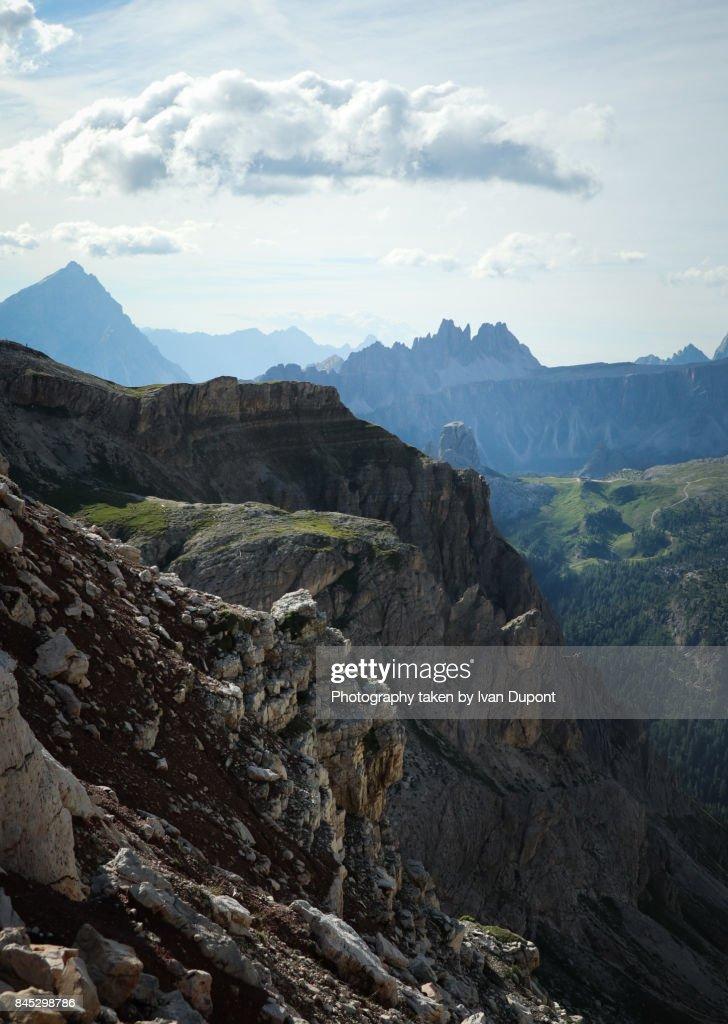 Paysage des Dolomites : Stock Photo