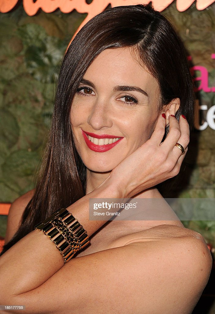 Paz Vega arrives at the Wallis Annenberg Center For The Performing Arts Inaugural Gala at Wallis Annenberg Center for the Performing Arts on October 17, 2013 in Beverly Hills, California.