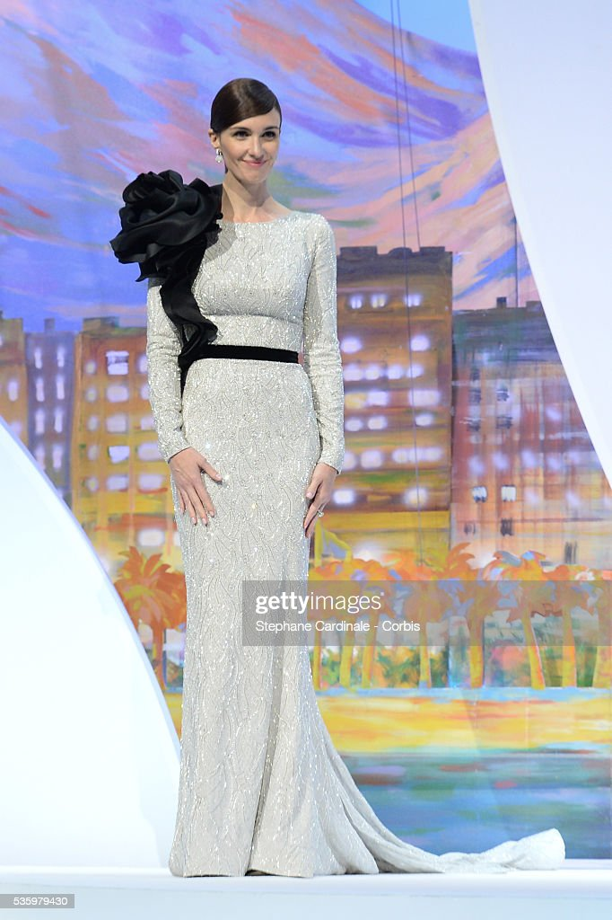 Paz Vega at the Closing Ceremony during 67th Cannes Film Festival