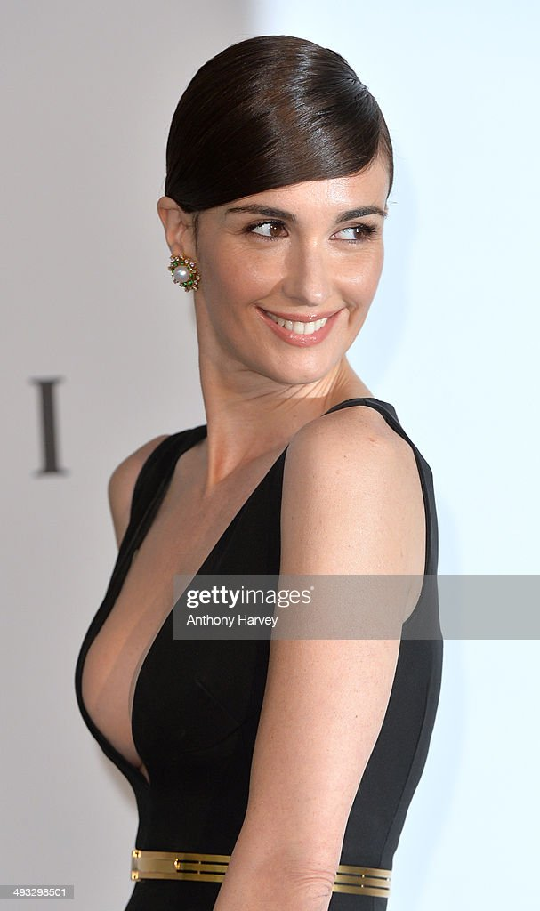 Paz Vega attends amfAR's 21st Cinema Against AIDS Gala, Presented By WORLDVIEW, BOLD FILMS, And BVLGARI at the 67th Annual Cannes Film Festival on May 22, 2014 in Cap d'Antibes, France.