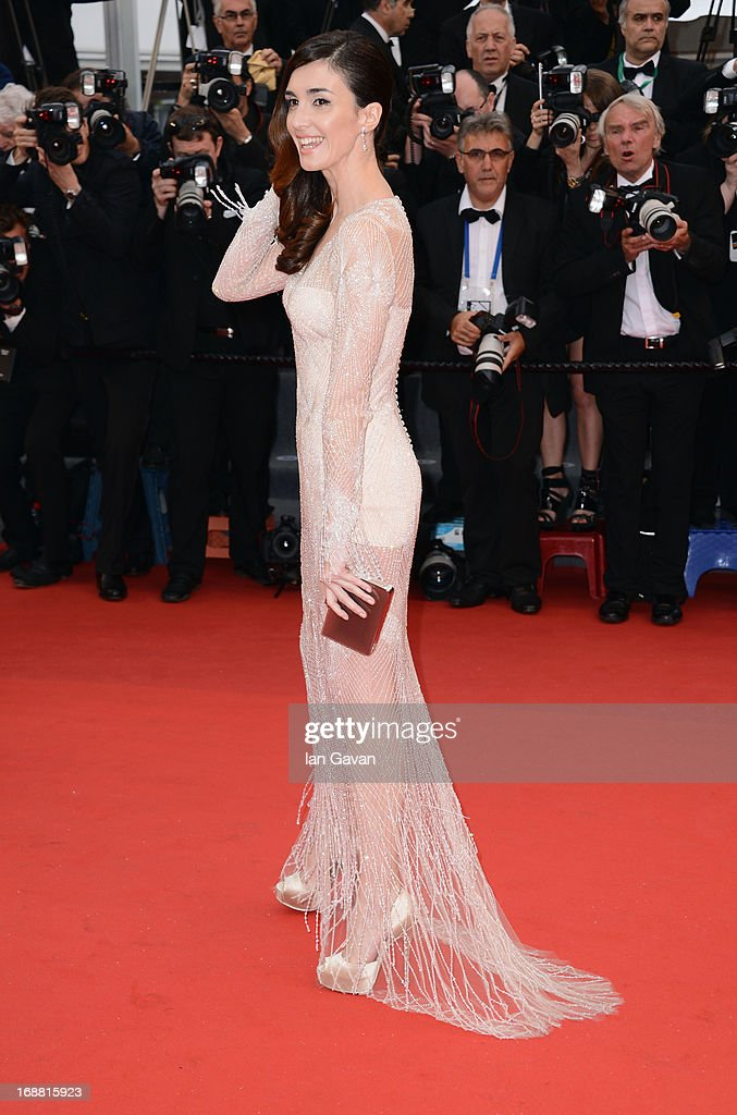 Paz Vega attends Electrolux at Opening Night of The 66th Annual Cannes Film Festival at the Theatre Lumiere on May 15, 2013 in Cannes, France.