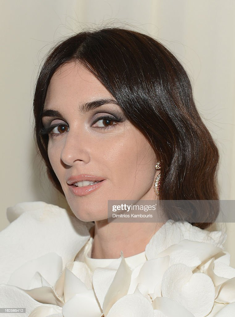 Paz Vega attends the 21st Annual Elton John AIDS Foundation Academy Awards Viewing Party at West Hollywood Park on February 24, 2013 in West Hollywood, California.