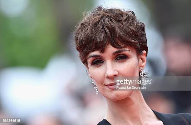 Paz Vega attends 'The BFG ' premiere during the 69th annual Cannes Film Festival at the Palais des Festivals on May 14 2016 in Cannes France