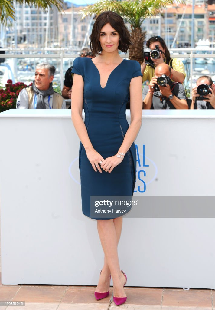 Paz Vega attends the 'Grace of Monaco' photocall at the 67th Annual Cannes Film Festival on May 14 2014 in Cannes France