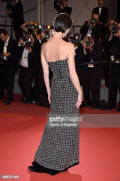 Paz Vega attends the 'In The Fade ' screening during the 70th annual Cannes Film Festival at Palais des Festivals on May 26 2017 in Cannes France