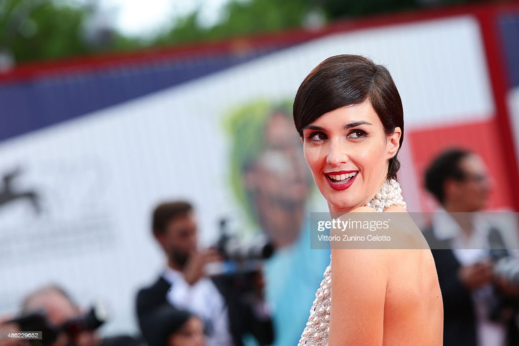 Paz Vega attends the opening ceremony and premiere of 'Everest' during the 72nd Venice Film Festival on September 2 2015 in Venice Italy