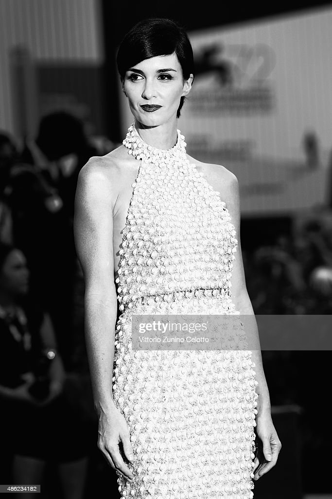 Paz Vega attends the opening ceremony and premiere of 'Everest' during the 72nd Venice Film Festival on September 2 2015 in Venice Italy during the...