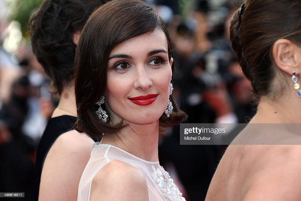 Paz vega attends the Opening ceremony and Premiere of 'Grace of Monaco' at the 67th Annual Cannes Film Festival on May 14, 2014 in Cannes, France.