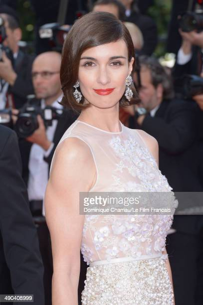 Paz Vega attends the Opening Ceremony and the 'Grace of Monaco' premiere during the 67th Annual Cannes Film Festival on May 14 2014 in Cannes France