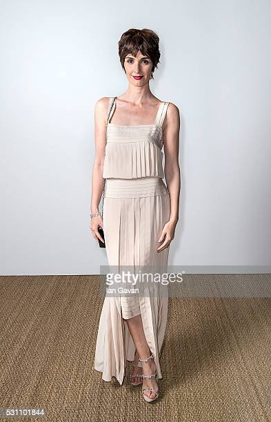 Paz Vega attends the Vanity Fair And Chanel Dinner during The 69th Cannes Film Festival at Restaurant Tetou on May 12 2016 in Cannes France