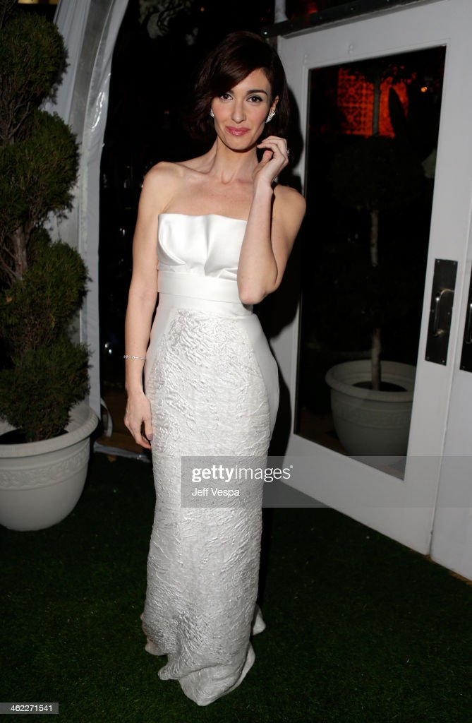 <a gi-track='captionPersonalityLinkClicked' href=/galleries/search?phrase=Paz+Vega&family=editorial&specificpeople=208840 ng-click='$event.stopPropagation()'>Paz Vega</a> attends The Weinstein Company & Netflix's 2014 Golden Globes After Party presented by Bombardier, FIJI Water, Lexus, Laura Mercier, Marie Claire and Yucaipa Films at The Beverly Hilton Hotel on January 12, 2014 in Beverly Hills, California.