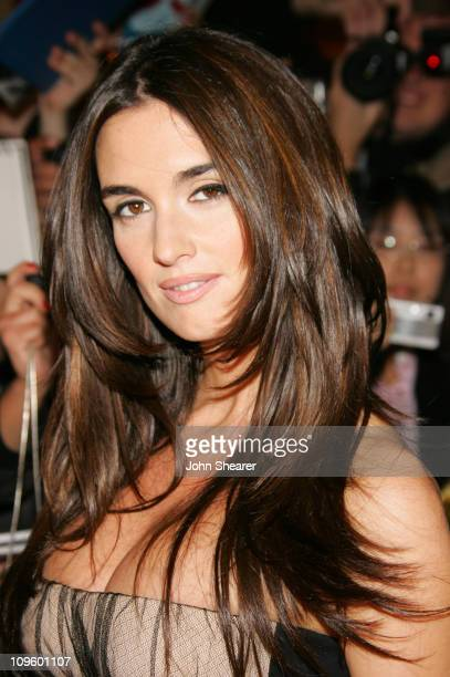 Paz Vega during 31st Annual Toronto International Film Festival '10 Items or Less' Premiere at Visa Screening Room in Toronoto Canada