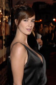 Paz Vega during 'Babel' Los Angeles Premiere Red Carpet at Mann Village in Westwood California United States