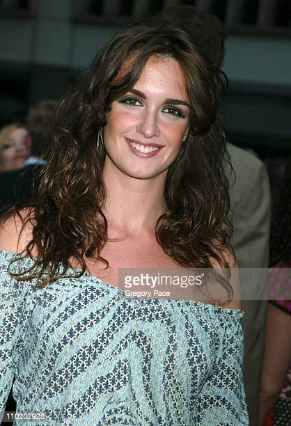 Paz Vega during 'Little Black Book' New York Premiere Arrivals at Ziegfeld Theater in New York City New York United States