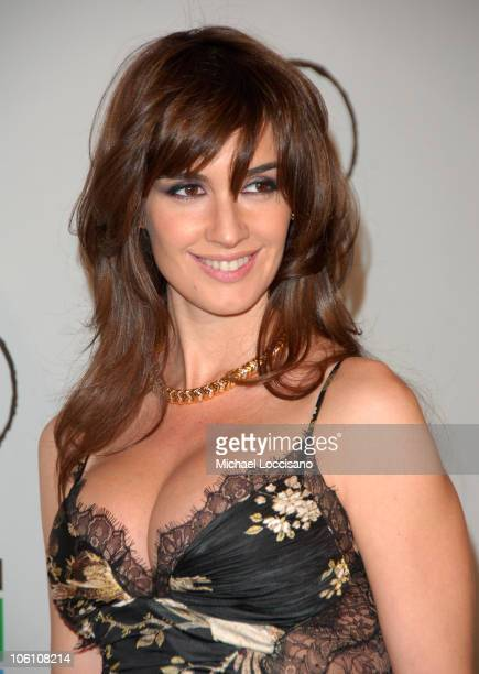 Paz Vega during The 7th Annual Latin GRAMMY Awards Arrivals at Madison Square Garden in New York City New York United States