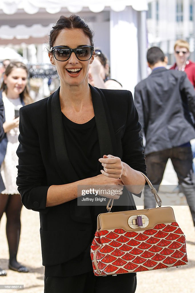 Paz Vega The 66th Annual Cannes Film Festival on May 19, 2013 in Cannes, France.